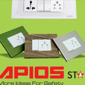 APIOS - Modular Switches